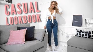 Casual Outfit Ideas / Lookbook 2018 | Fashion Influx thumbnail