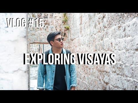 VLOG #15: Exploring Visayas - JEFFREY MONDIA