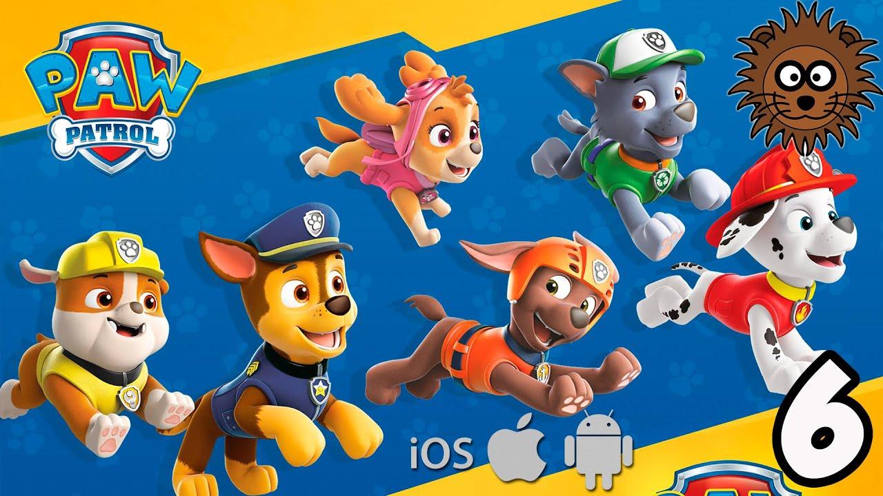 PAW Patrol Al rescate en Español Latino - Patrulla de Cachorros El Juego para Android #6 Rocky