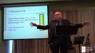 Sesioni 3 Shqip: Kanoni i Testamentit të Ri - Si u formua dhe u Pranua