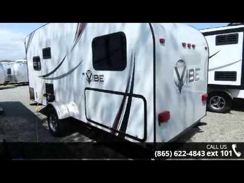 2014 Forest River V-Cross VIBE 6501