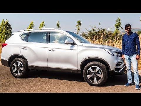 Mahindra Alturas G4 Review - Feature Loaded SUV | Faisal Khan