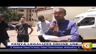 Citizen Extra: Kenya Legalizes Drone use