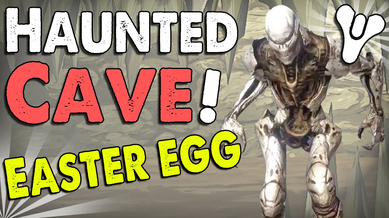 Destiny haunted loot cave easter egg destiny easter eggs youtube negle Gallery