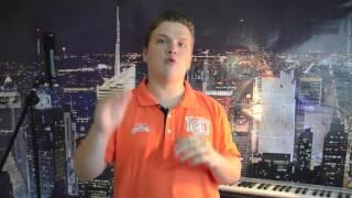 Видео уроки вокала  Как научиться петь ярко гласные и согласные буквы Урок вокала от ВКашеварова