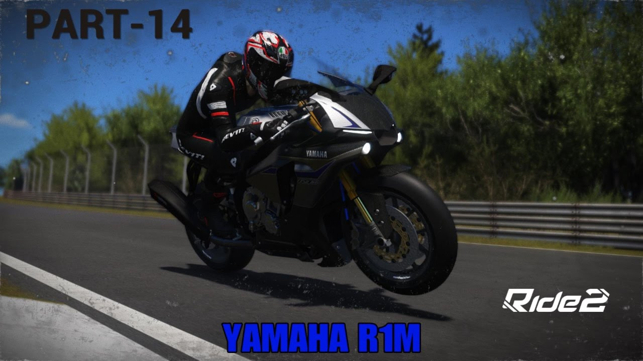 ride 2 ps4 gameplay video on demand yamaha r1m avl. Black Bedroom Furniture Sets. Home Design Ideas