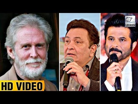 Bollywood Celebs REACT On Tom Alter's...