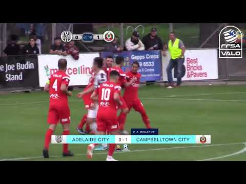 NPL South Australia RAA Highlights Show - Round 13