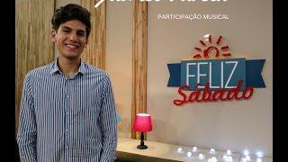 """Gabriel Tavela """"Volta"""" no Feliz Sábado"""