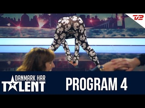 Twerking-Trine - Danmark har talent - Program 4