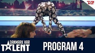 Twerking-Trine - Danmark har talent - Program 4