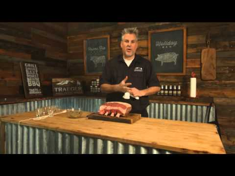 Traegering Live Cooking Channel: Ham and Prime Rib by Traeger Grills