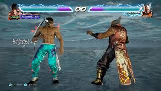 Law 4,3 DSS f+4 practice technique Tekken 7