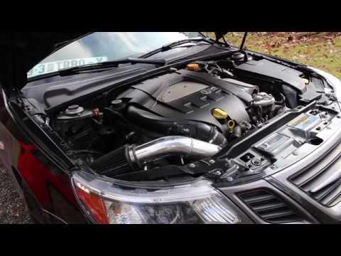 V6 Saab Intake install DIY