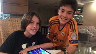 JUGANDO CON EL IPAD | BASKETBALL STARS GAMEPLAY EN ESPAÑOL