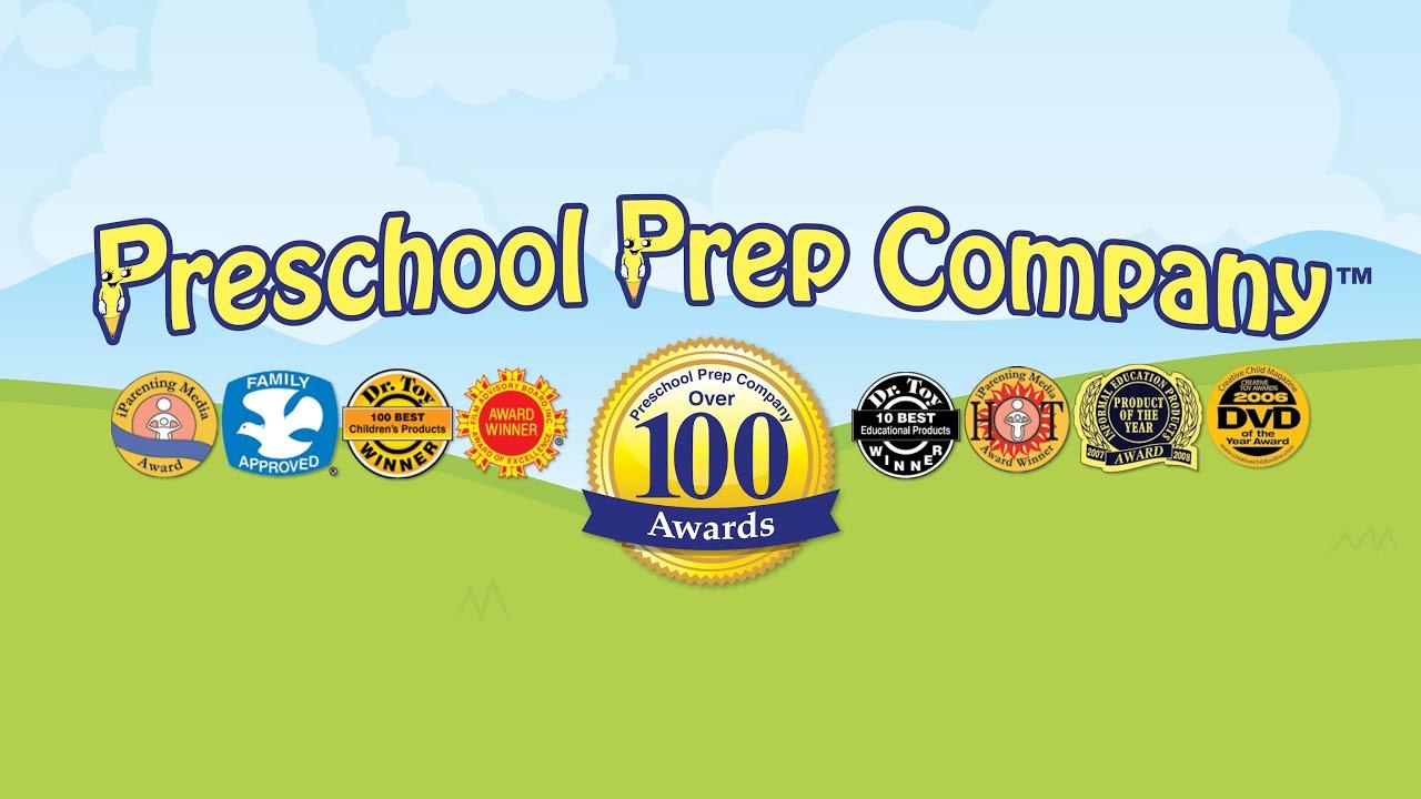 Preschool Prep Company - Short Introduction Trailer