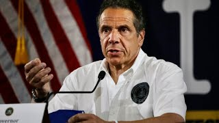 WATCH: New York Governor Cuomo delivers update amid coronavirus and protests