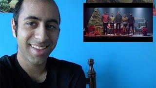 "Pentatonix Reaction Video: ""That's Christmas To Me"" Music Video"