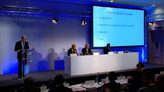 FM 6th Annual Conference 2013: Regulatory update: 20 years of financial services in Malta