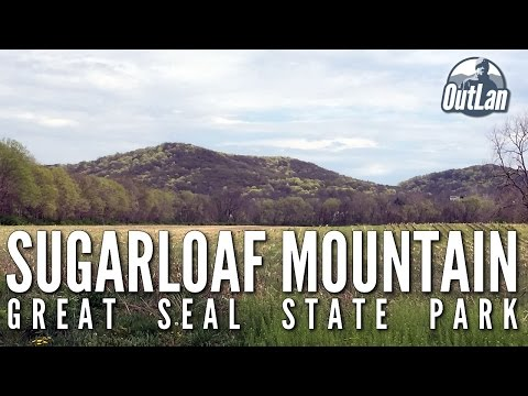 Hike to Sugarloaf Mountain - Great Seal State Park