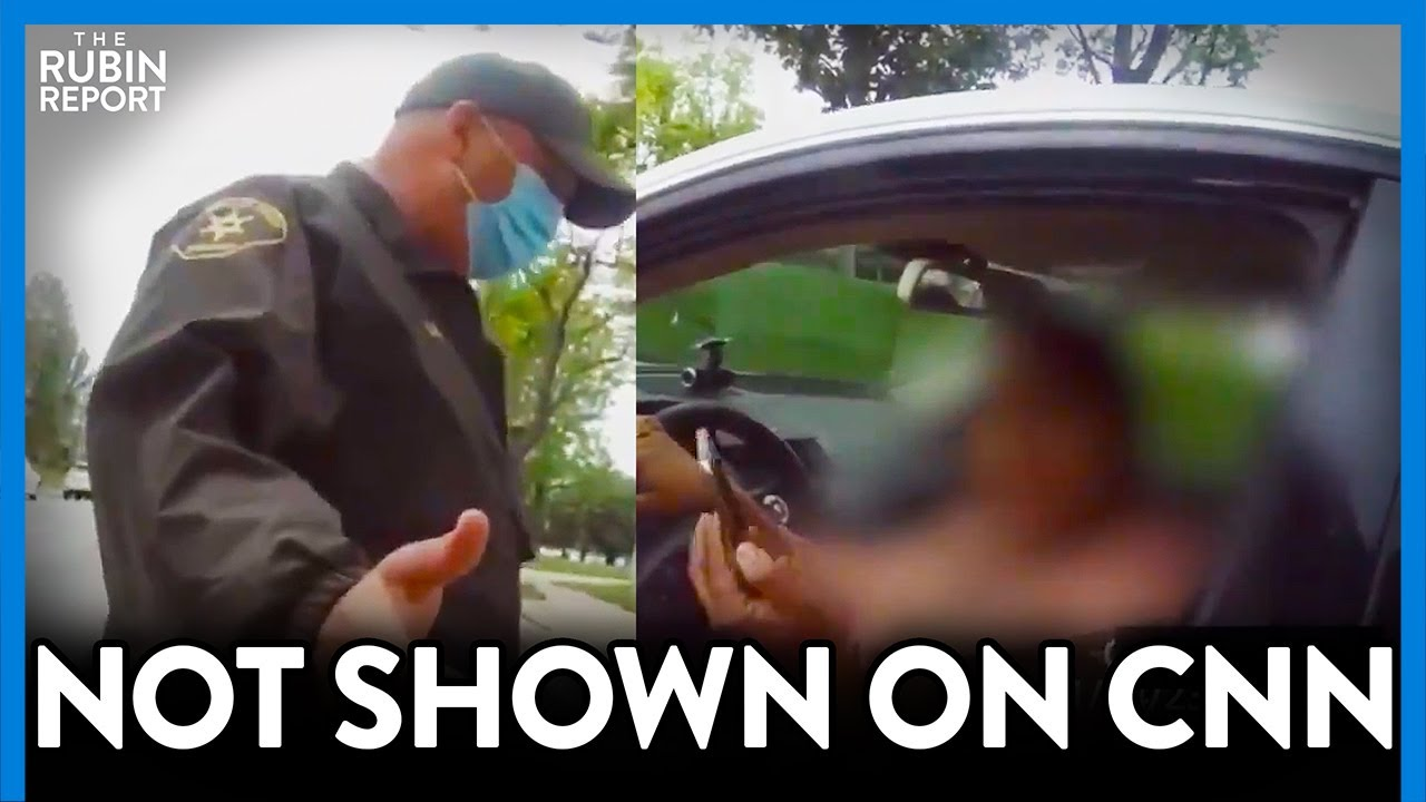 Insane Abuse of a Cop That Media Won't Show You & His Response   DIRECT MESSAGE   Rubin Rep