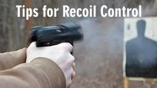 Colleene Answers Questions (Ep. 56): Tips for Recoil Management