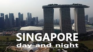 Singapore DAY AND NIGHT Drone music video