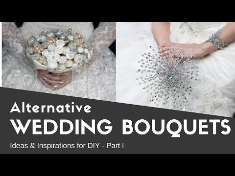 alternative-wedding-bouquets---part-i---ideas-&-inspirations-for-diy---buquês-alternativos
