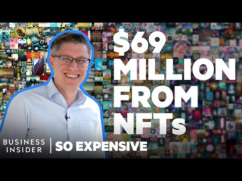 Beeple Explains The Absurdity Of NFTs | So Expensive