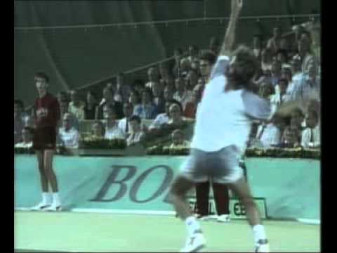 Tennis Academy Nick Bollettieri: Attack