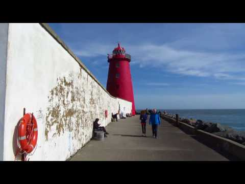 Dublin Poolbeg Lighthouse March 2017