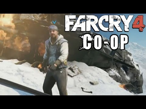 Gentle Bear - Farcry 4 Valley of Yetis Coop w/ Nova
