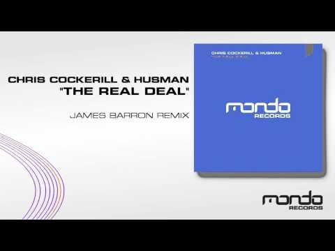 """Chris Cockerill & Husman """"The Real Deal"""" [James Barron Remix] (Mondo Records)"""