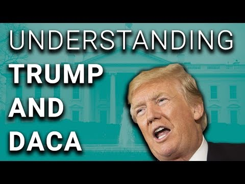 SHOCK: Trump Didn't Know What Scrapping DACA Meant Before Scrapping It