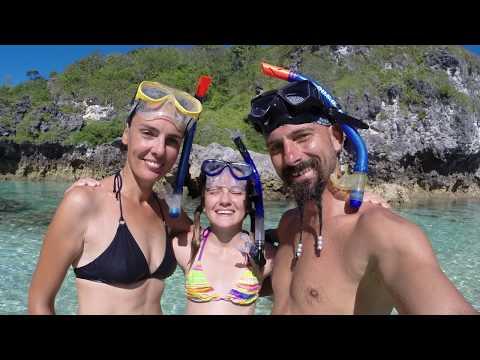 23. Sailing, Hitchhiking, Caving, Swimming and Dancing in Niue @The Life Nomadik