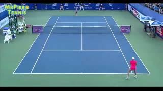HD Daniela Hantuchova vs Marina Erakovic Pattaya 2015 Highlights