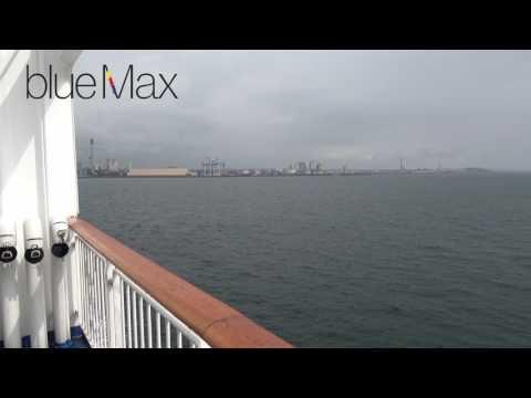 Ferry Helsingborg  Kronborg, Sweden travel guide 4K bluemaxbg.com