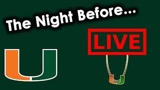 Download Video The Night Before Miami vs Virginia Tech Live - PHONE CALLS MP3 3GP MP4