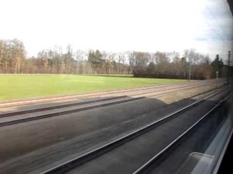 RE 79017 - München to Rosenheim (Part 1)