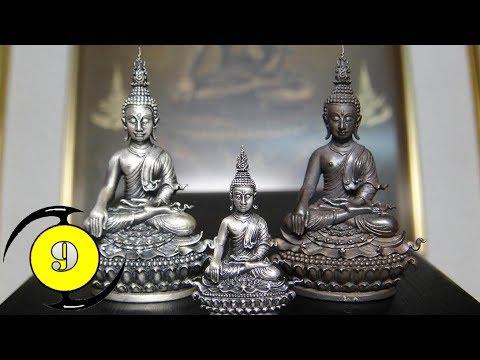 9 อันดับพระบูชาที่สวยที่สุด /Top 9 Most Beautiful Buddha Statue