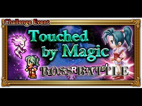 [FFRK] FFVI Touched by Magic - Terra (Return)   Dreamscape Throne Room Battle #52