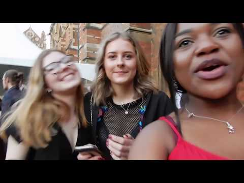 Uni Vlogs #7 : A Day In The Life of An OXFORD student.  | #formaldinner