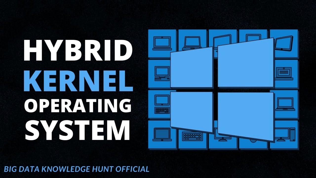 Hybrid Kernel Operating System - YouTube