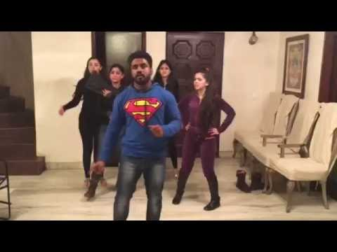 lethal combination by choreographer minish kheral