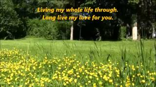 "The Bee Gees - ""Country Lanes"" (w / lyrics)"
