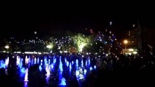 Светодиодные шары в Краснодаре 04.10.2015