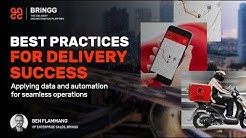 Best Practices for Restaurant Delivery Success: Applying Data and Automation for Seamless Operations