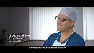 Narayana Health uses data analytics and AI to provide affordable, high-quality healthcare