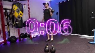 5 Minute Kettlebell Workout