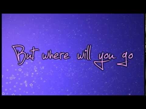 Evanescence- Where Will You Go lyrics [HD]